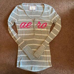 ❗️Aeropostale stretch shirt